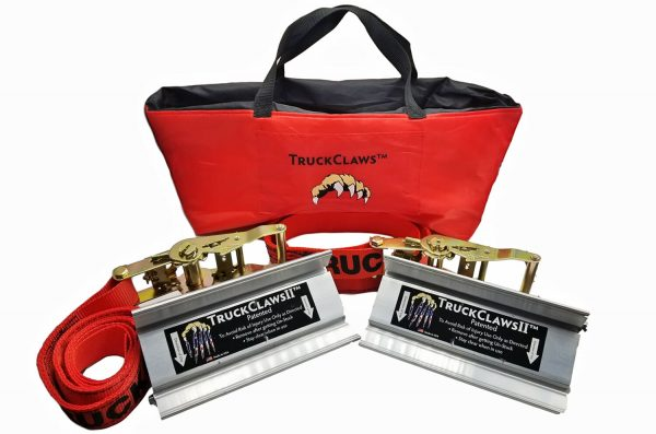 TruckClaws II Pickup Truck and SUV Traction Aid